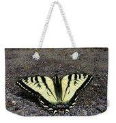 Driveway Butterfly Weekender Tote Bag