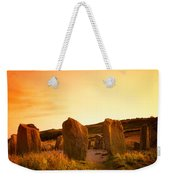 Drombeg Stone Circle, Near Glandore, Co Weekender Tote Bag