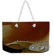 Drops Of Light Weekender Tote Bag