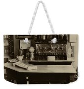 Drugstore Soda Fountain - New Orleans Weekender Tote Bag