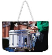 Drummer Boy Weekender Tote Bag