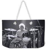 Drumming Weekender Tote Bag