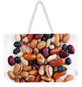 Dry Beans Weekender Tote Bag by Elena Elisseeva