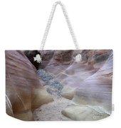 Dry Creek Bed 3 Weekender Tote Bag by Bob Christopher