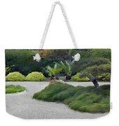 Dry Garden Sea Weekender Tote Bag