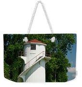 Dry Land Lighthouse 1 Weekender Tote Bag