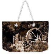 Dry Mill Weekender Tote Bag