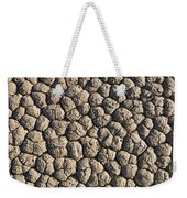 Dry Mud Patterns On The Racetrack Weekender Tote Bag