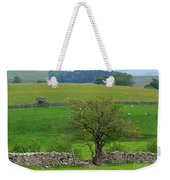 Dry Stone Wall And Twisted Tree Weekender Tote Bag