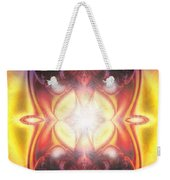 A Spirit Freed To Speak Weekender Tote Bag