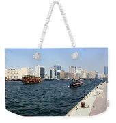 Dubai Pier Weekender Tote Bag