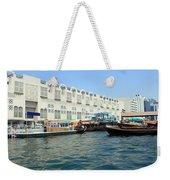 Dubai Water Weekender Tote Bag