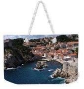 Dubrovnik By The Sea Weekender Tote Bag