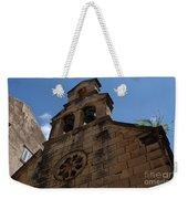 Dubrovnik Church Weekender Tote Bag