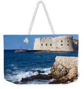 Dubrovnik Fortification And Bay Weekender Tote Bag