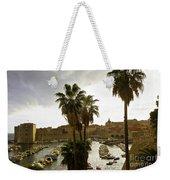 Dubrovnik View 6 Weekender Tote Bag