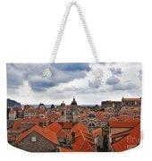 Dubrovnik View 7 Weekender Tote Bag