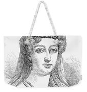 Duchess Of Angoul�me Weekender Tote Bag