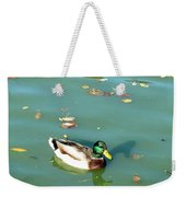 Duck 1 Weekender Tote Bag