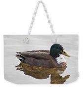 Duck 3 Weekender Tote Bag