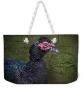 Duck Ala Grunge Weekender Tote Bag