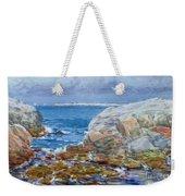 Duck Island Weekender Tote Bag