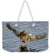 Duck Landing Weekender Tote Bag