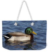 Duck On The Water Weekender Tote Bag