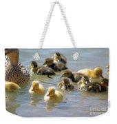 Ducklings 09 Weekender Tote Bag