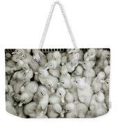 Ducklings Weekender Tote Bag