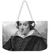 Dudley North (1602-1677) Weekender Tote Bag