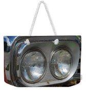 Duel Lights Weekender Tote Bag
