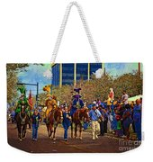Dukes Of Rex - Impasto Weekender Tote Bag