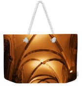 Duke's Palace Arched Ceiling Weekender Tote Bag