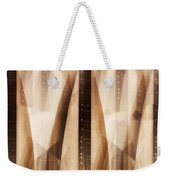 Dulcimer Abstract Weekender Tote Bag