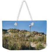 Dune Bird House Weekender Tote Bag