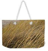 Dune Grass On The Oregon Coast Weekender Tote Bag