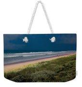 Dunes And Ocean Divided Weekender Tote Bag