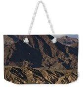 Dunes Of Death Valley Weekender Tote Bag