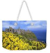 Dunluce Castle, Co. Antrim, Ireland Weekender Tote Bag