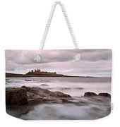 Dunstanburgh Castle IIi Weekender Tote Bag