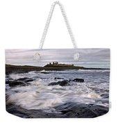 Dunstanburgh Castle Iv Weekender Tote Bag