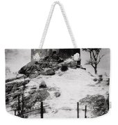 Duntroon Castle Weekender Tote Bag by Simon Marsden