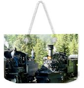 Durango Silverton Steam Locomotive Weekender Tote Bag
