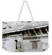Durbar Square Weekender Tote Bag