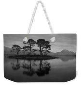 Dusk At Loch Maree Weekender Tote Bag