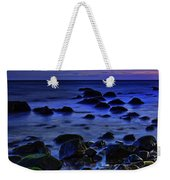 Dusk At Montauk Point Weekender Tote Bag