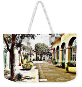 Dutch Alley  Weekender Tote Bag