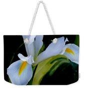 Dutch Iris Weekender Tote Bag