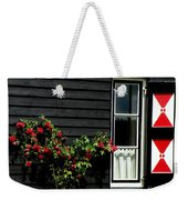 Dutch Window Weekender Tote Bag